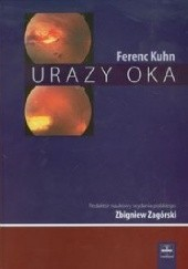 Okładka książki Urazy oka Zbigniew Zagórski