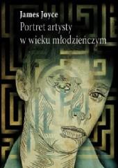 Okładka książki Portret artysty w wieku młodzieńczym James Joyce