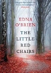 Okładka książki The Little Red Chairs Edna O'Brien