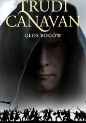 Okładka książki Głos bogów Trudi Canavan