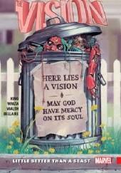 Okładka książki Vision (2015) #2 Gabriel Hernandez Walta,Tom King,Mike del Mundo