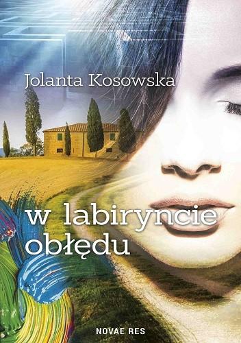 Okładka książki W labiryncie obłędu Jolanta Kosowska