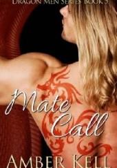 Okładka książki Mate Call Amber Kell