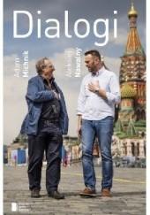 Okładka książki Dialogi Adam Michnik,Aleksiej Nawalny