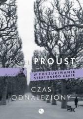 Okładka książki Czas odnaleziony Marcel Proust