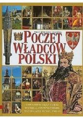 Okładka książki Poczet władców Polski Tomasz Biber,Maciej Leszczyński
