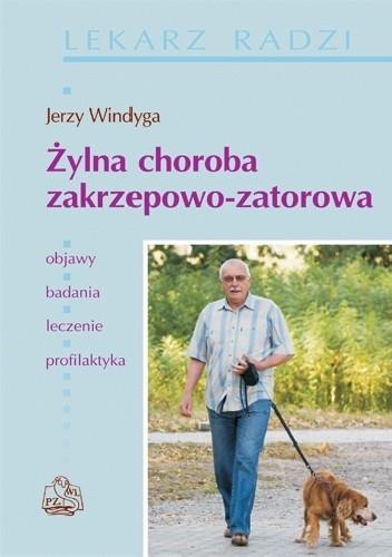 Okładka książki Żylna choroba zakrzepowo-zatorowa Jerzy Windyga