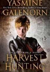 Okładka książki Harvest Hunting Yasmine Galenorn
