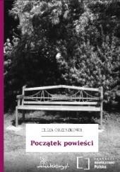 Okładka książki Początek powieści Eliza Orzeszkowa