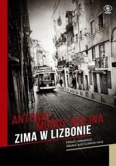 Okładka książki Zima w Lizbonie Antonio Muñoz Molina