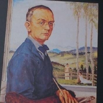 Okładka książki Georg Paul Heyduck (1898-1962): Malerei / Malarstwo Michael Berg,Werner Doede,Christoph Heyduck,Barbara Ilkosz