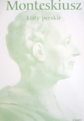 Okładka książki Listy perskie Karol Ludwik Monteskiusz