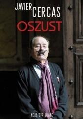 Okładka książki Oszust Javier Cercas