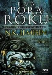 Okładka książki Piąta pora roku Nora K. Jemisin
