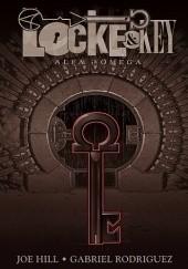 Okładka książki Locke & Key: Alfa i Omega Joe Hill,Gabriel Rodriguez