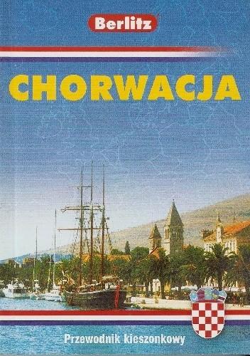 Okładka książki Chorwacja. Przewodnik kieszonkowy Robin McKelvie