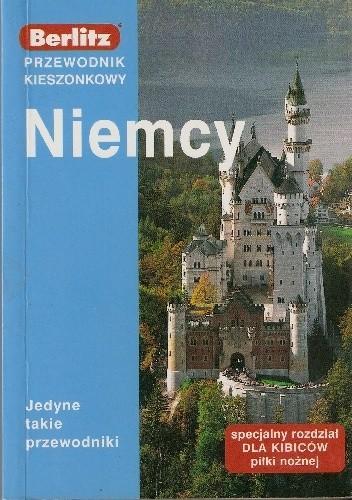 Okładka książki Niemcy. Przewodnik kieszonkowy Ken Bernstein
