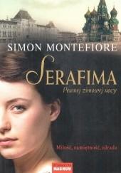Okładka książki Serafima. Pewnej zimowej nocy Simon Sebag Montefiore