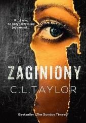 Okładka książki Zaginiony C.L. Taylor