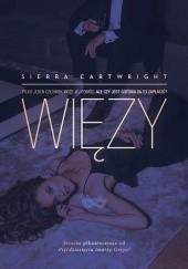 Okładka książki Więzy Sierra Cartwright