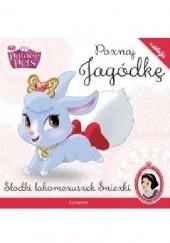 Okładka książki Poznaj Jagódkę. Słodki łakomczuszek Śnieżki