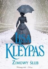 Okładka książki Zimowy ślub Lisa Kleypas