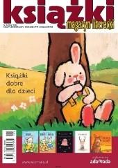 Okładka książki Magazyn Literacki Książki 8/2016 (239) Redakcja Magazyn Literacki Książki
