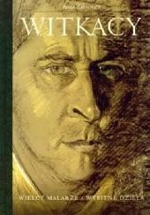 Okładka książki Witkacy Wielcy Malarze Wybitne Dzieła Anna Żakiewicz