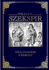 Okładka książki Dwaj panowie z Werony William Shakespeare
