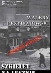 Okładka książki Szkielet na Lesznie