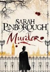 Okładka książki Murder Sarah Pinborough