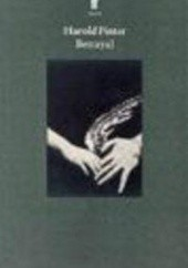 Okładka książki Betrayal Harold Pinter
