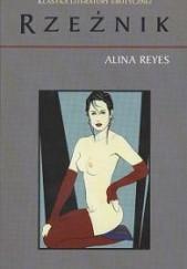 Okładka książki Rzeźnik Alina Reyes
