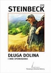 Okładka książki Długa dolina John Steinbeck