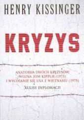 Okładka książki Kryzys Henry Kissinger