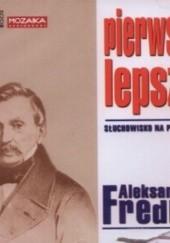 Okładka książki Pierwsza lepsza Aleksander Fredro