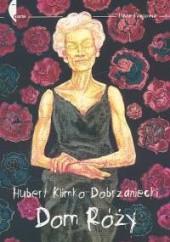 Okładka książki Dom róży. Krýsuvík Hubert Klimko-Dobrzaniecki