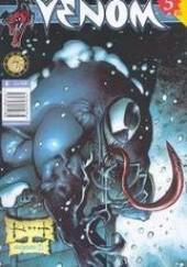 Okładka książki Venom: Dreszcz, cz.4 Daniel Way,Francisco Herrera