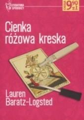 Okładka książki Cienka różowa kreska Lauren Baratz-Logsted