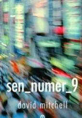Okładka książki Sen numer 9 David Mitchell