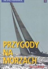 Okładka książki Przygody na morzach Henry Brook