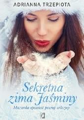 Okładka książki Sekretna zima Jaśminy Adrianna Trzepiota