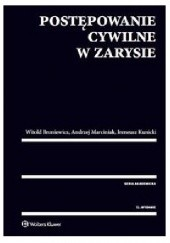 Okładka książki Postępowanie cywilne w zarysie