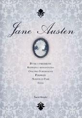 Okładka książki Jane Austen. Dzieła zebrane Jane Austen