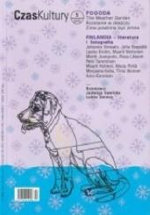 Okładka książki Czas kultury 5/2005 Johanna Sinisalo,Rosa Liksom,Leena Krohn,Paweł Leszkowicz,Juha Seppälä,Iwona Kosmowska