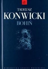 Okładka książki Bohiń Tadeusz Konwicki