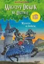 Okładka książki Rycerz o świcie Mary Pope Osborne
