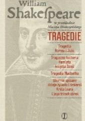 Okładka książki Tragedie William Shakespeare