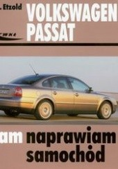 Okładka książki Volkswagen Passat Sam naprawiam samochód Hans-Rüdiger Etzold