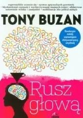 Okładka książki Rusz głową Tony Buzan